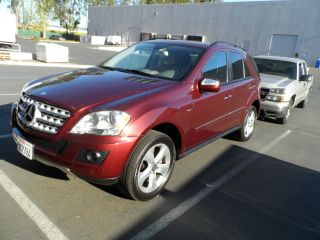 2009 Mercedes - Benz Ml320 - Company Fleet Vehicle. . photo