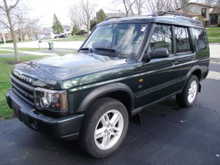 2003 Land Rover Discovery Se,  Runs Well, , . photo