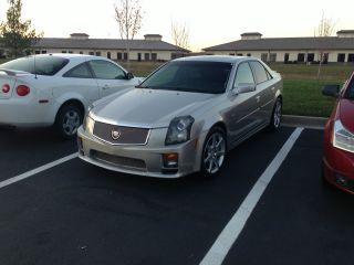 2005 Cadillac Cts V photo