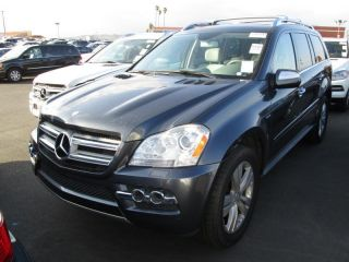 2010 Mercedes - Benz Gl350 Bluetec 4matic Sport Utility 4 - Door 3.  0l photo