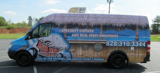 2007 Dodge Sprinter 23 ' Java Coffee Truck Fully Equipped Concession Truck Coffee photo