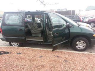 1998 Dodge Caravan Base Mini Passenger Van 4 - Door 3.  0l photo