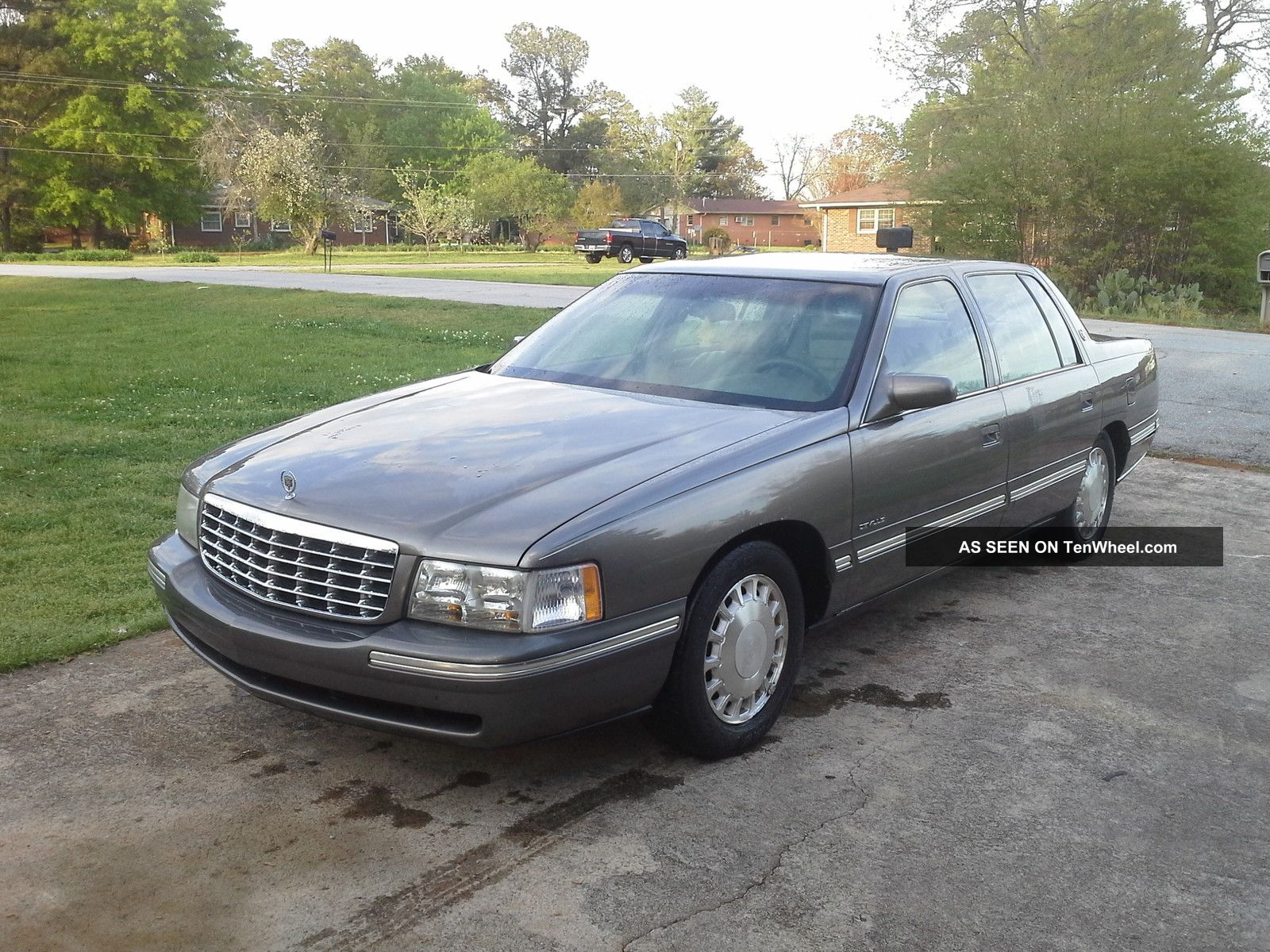1999 cadillac deville. Cars Review. Best American Auto & Cars Review