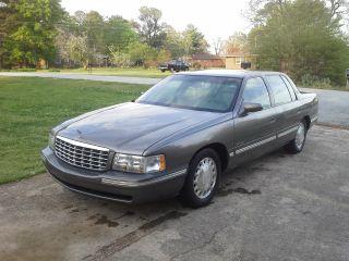 1999 Cadillac Deville photo