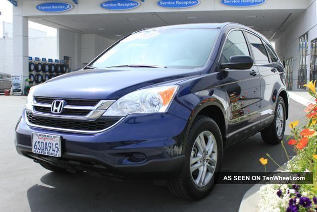 2011 Honda Cr - V Ex Sport Utility 4 - Door 2.  4l - Title CR-V photo