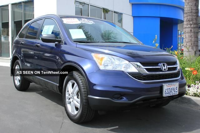 2011 honda cr v ex sport utility 4 door 2 4l title. Black Bedroom Furniture Sets. Home Design Ideas