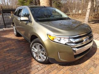 2013 Edge Limited. .  Awd / 4x4leather / Navi / Sync / 20