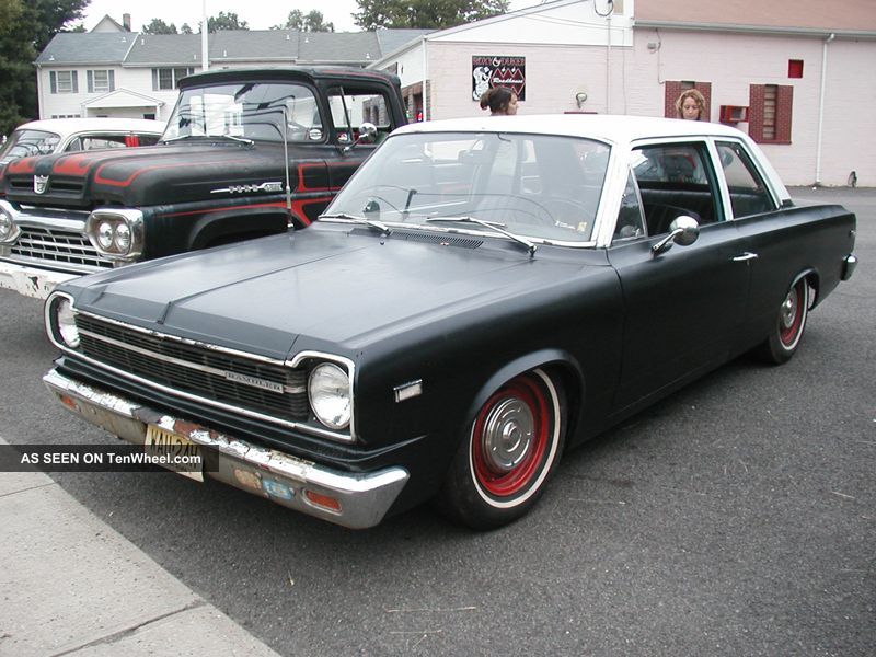 1968 Rambler American AMC photo