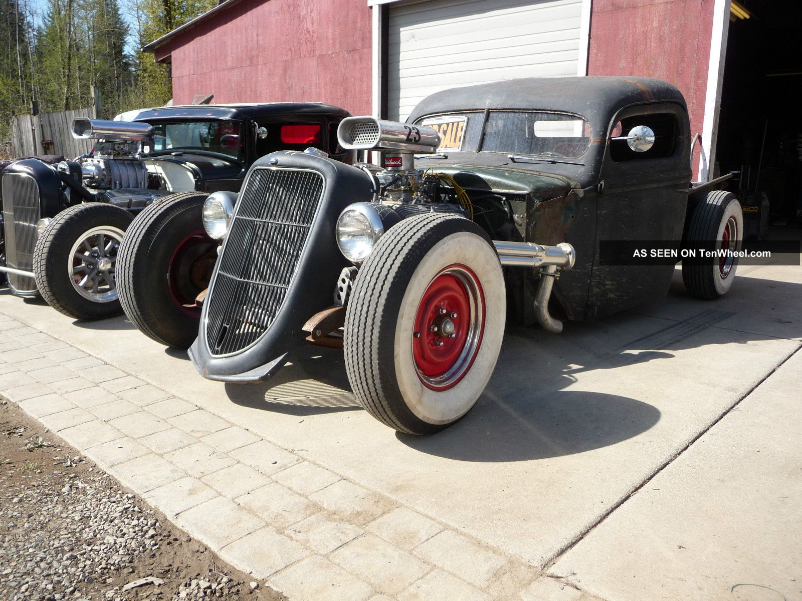 1940 Ford Pickup Rat Rod Or Hot Rod Other Pickups photo