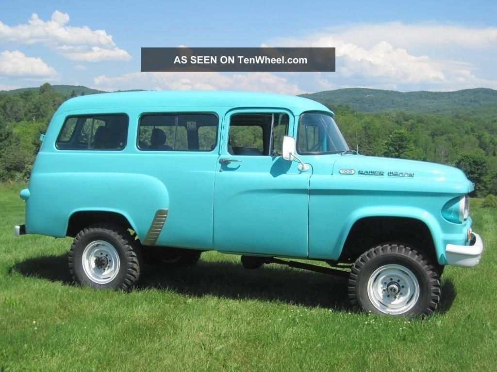Dodge Power Wagon 4 Doors Html Autos Post