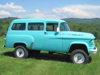 1963 Dodge Power Wagon Town Wagon photo