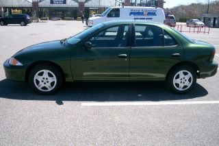 2000 Chevrolet Cavalier Cng Dual Fuel 3600 Psi photo