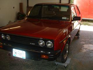 1980 Fiat Brava Sedan 4 - Door 2.  0l photo