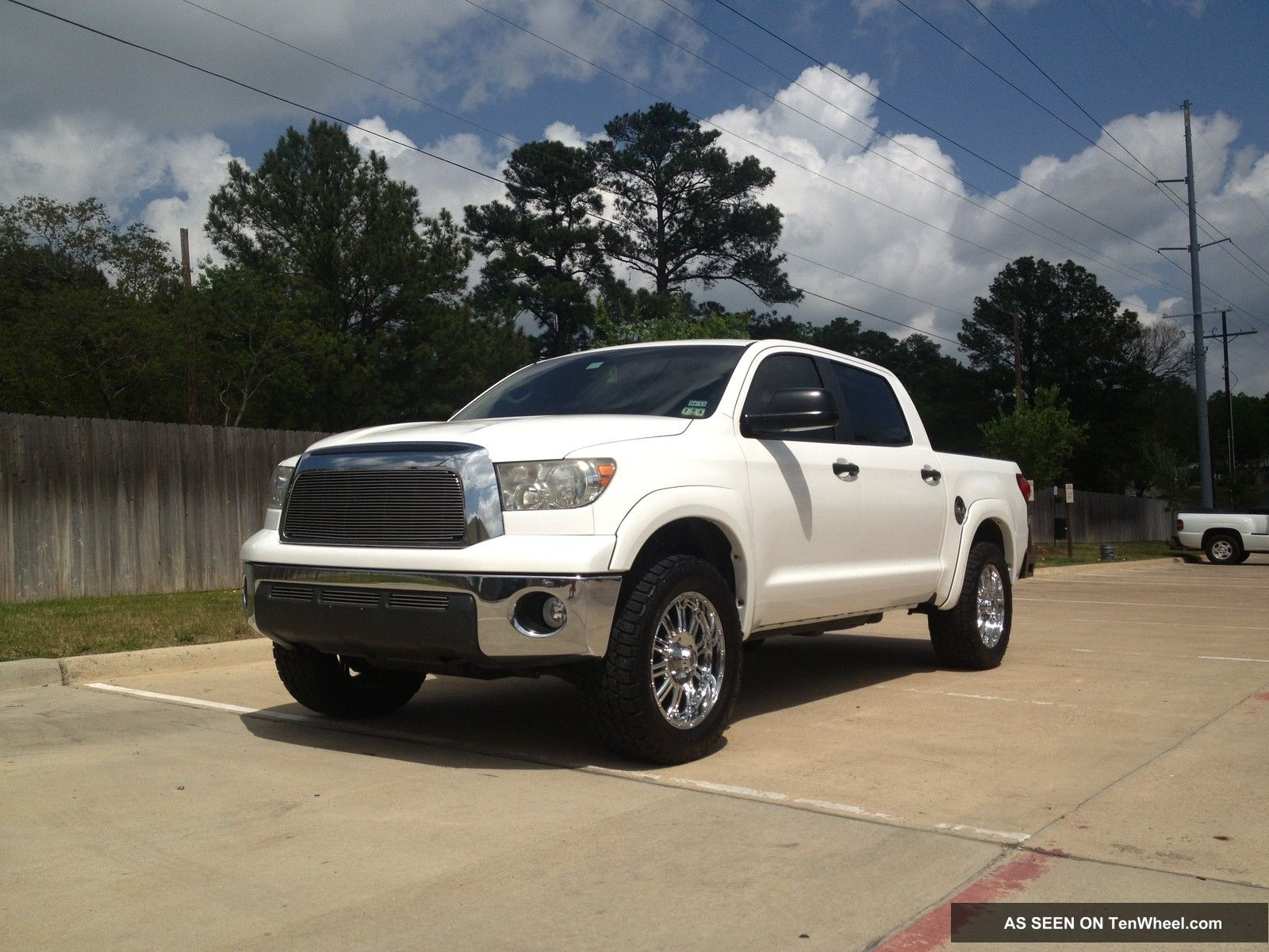 2008 toyota tundra sr5 extended crew cab pickup 4 door 5 7l tundra. Black Bedroom Furniture Sets. Home Design Ideas