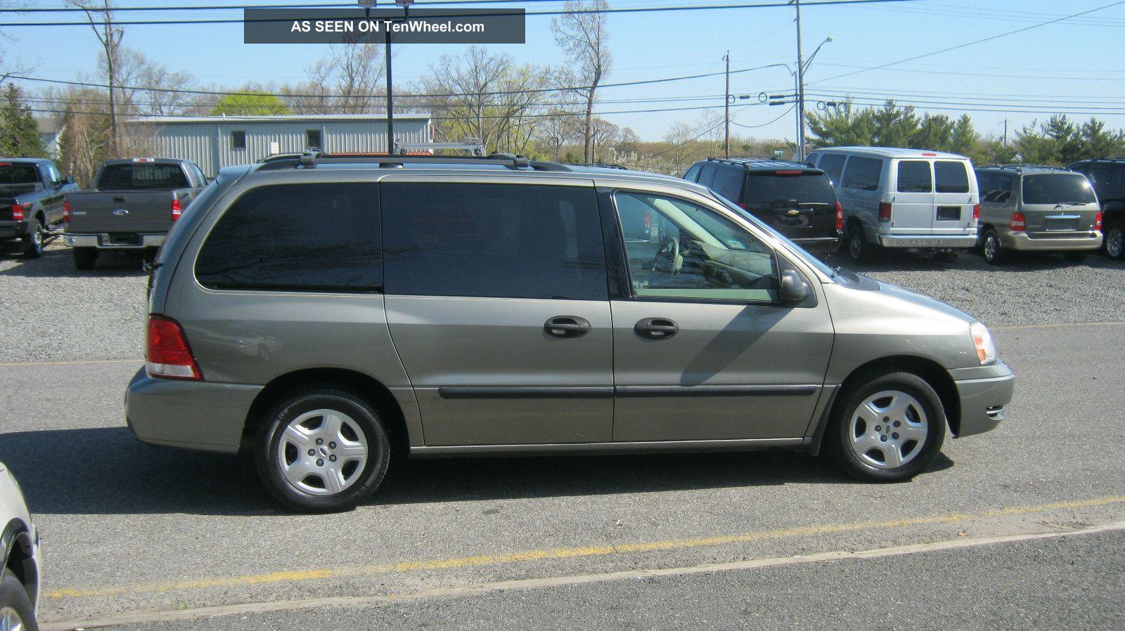 2004 Ford Freestar Se Mini Passenger Van 4