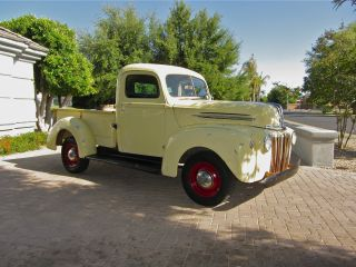 1947 Ford Pickup Truck, ,  Hot Rod,  Rat Rod,  1946 1945 photo