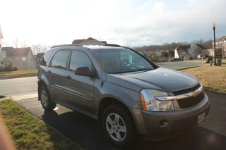 2006 Chevrolet Equinox Ls Sport Utility 4 - Door 3.  4l photo