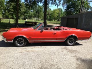 1967 Oldsmobile 442 Convertible photo