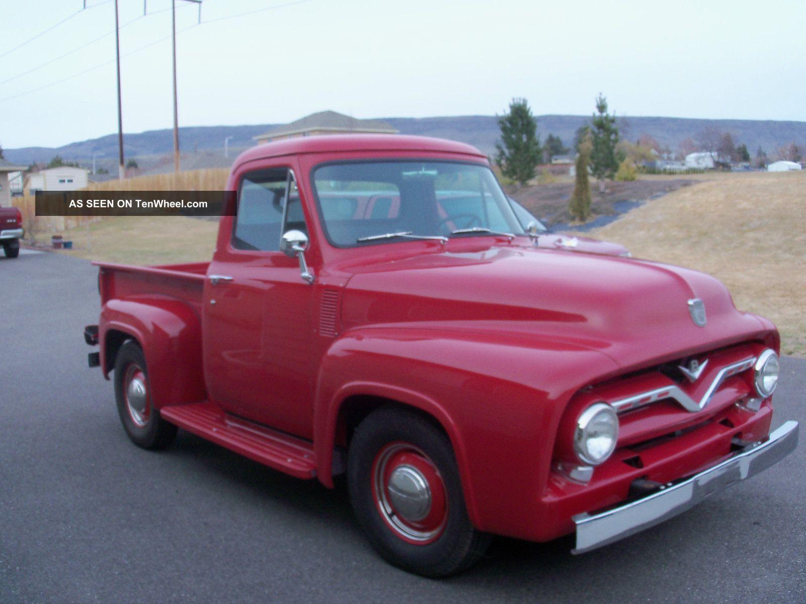 1955 Ford F100 For Restoration | Autos Weblog