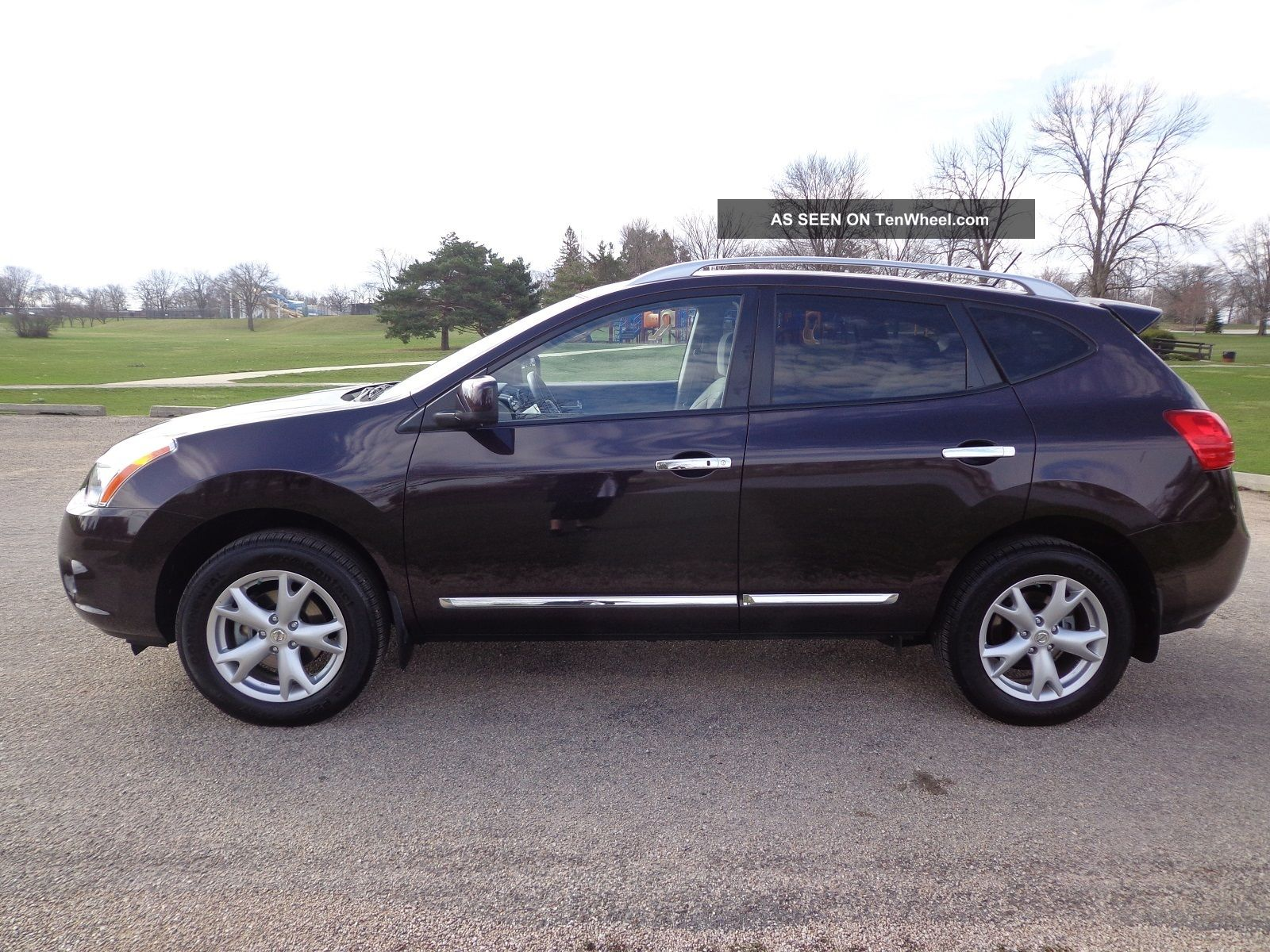 2011 nissan rogue sv awd 2 5l 4 cylinder estate. Black Bedroom Furniture Sets. Home Design Ideas