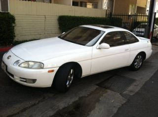 1995 Lexus Sc400 Base Coupe 2 - Door 4.  0l photo