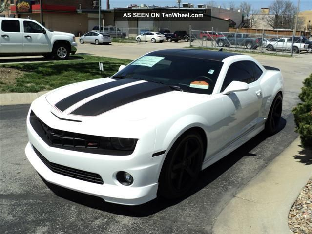 2013 chevrolet camaro ss coupe 2 door 6 2l. Black Bedroom Furniture Sets. Home Design Ideas