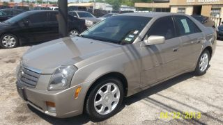 2003 Cadillac Cts 4dr Sdn photo