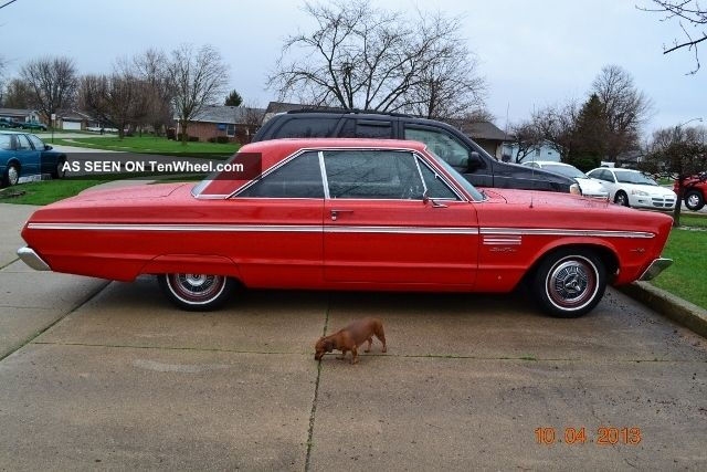 1965 Plymouth Sport Fury 426 Commando