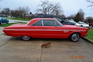 1965 Plymouth Sport Fury 426 Commando photo
