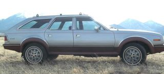 1986 Amc Eagle Rare Find 4x4 photo