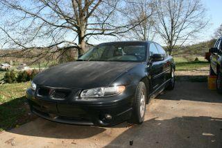 2002 Pontiac Grand Prix Gt Sedan 4 - Door 3.  8 Liter Non Supercharged photo
