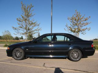 2001 Bmw M5 Base Sedan 4 - Door 5.  0l photo