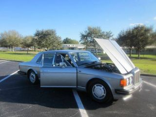 1991 Bentley Turbo R Fast Rare Priced Right Foor Door Luxury photo
