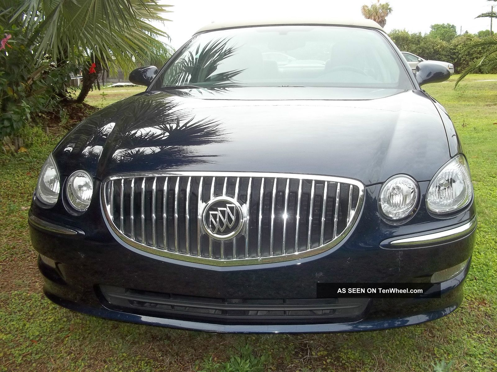 2008 Buick Lacrosse Cx Sedan 4 Door 3 8l