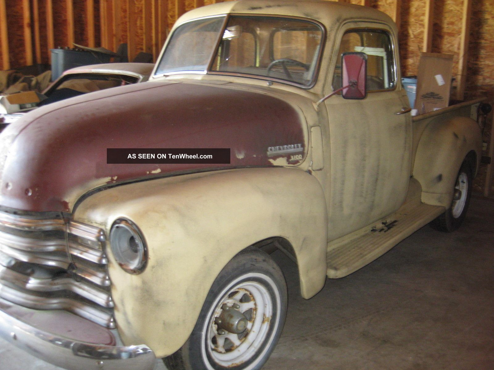 1950 Chevy Truck 3100 Five Window Truck Other photo