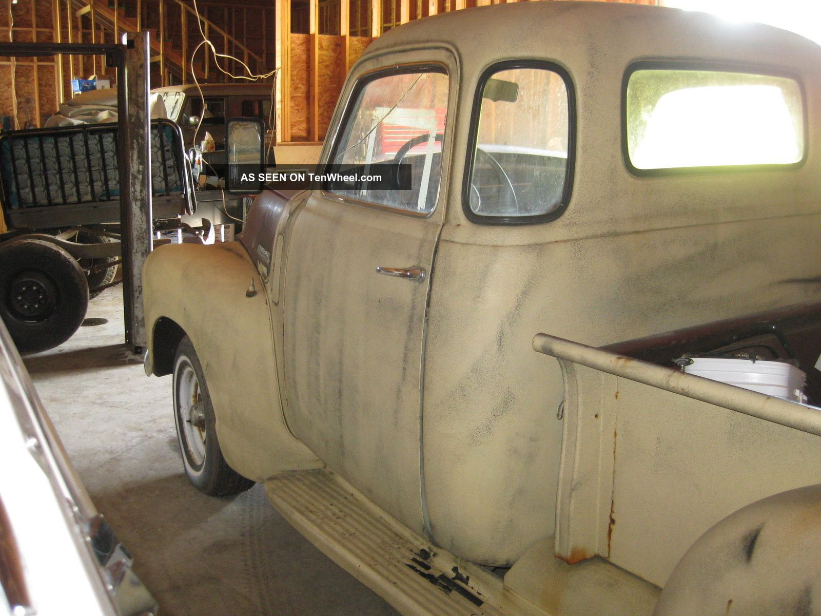 1950 chevy truck 3100 five window truck for 1950 chevy truck 5 window