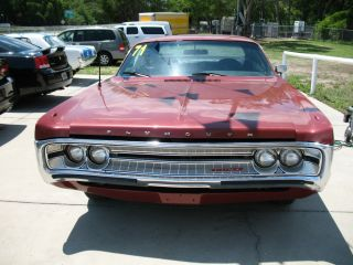 1971 Plymouth Fury Lll photo