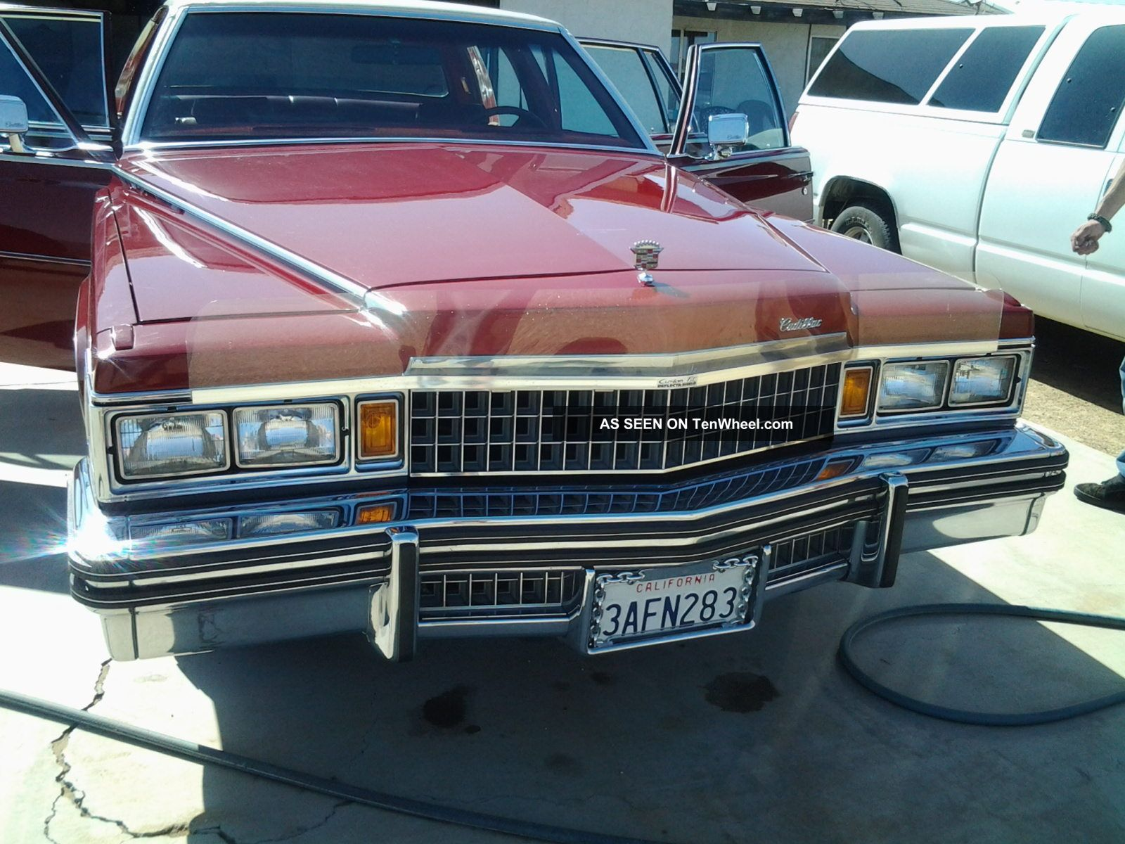 1978 Cadillac Deville Base Sedan 4 Door 7 0l Photo 9 10
