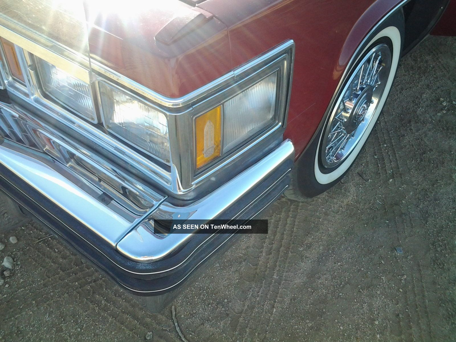1978 Cadillac Deville Base Sedan 4 Door 7 0l Photo 6