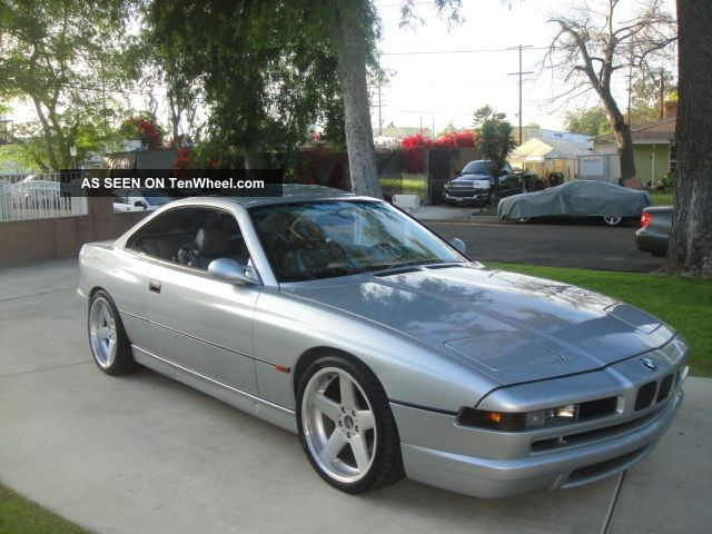 1997 Bmw 840 Ci,  Stunning Fully Customized Bmw Coupe.  This 840ci 8-Series photo
