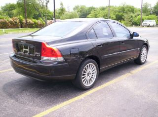 2002 Volvo S60 2.  4t Turbo,  Texas Car,  Pearl Black photo