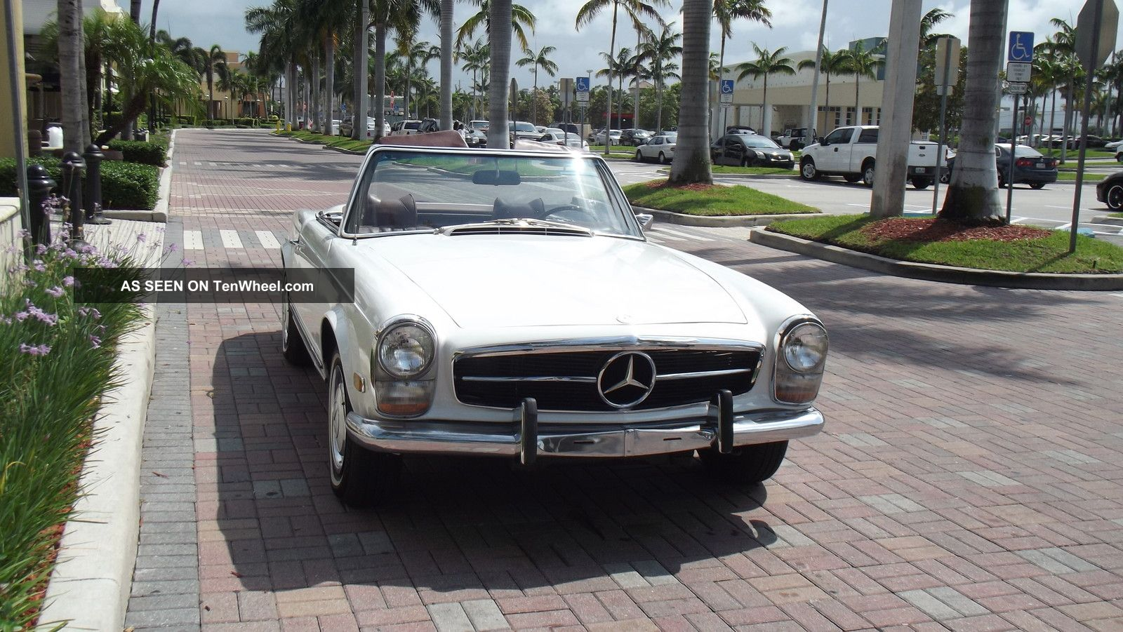 1969 mercedes benz 280 sl second owner car always for 1969 mercedes benz