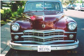 1949 Dodge Coronet Limousine photo