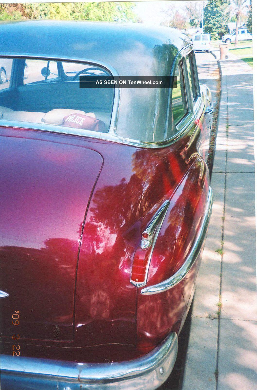 1949 Dodge Coronet Limousine 2 Door