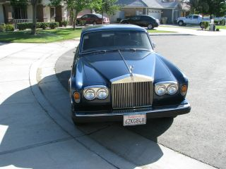 1976 Rolls Royce Silver Shadow photo