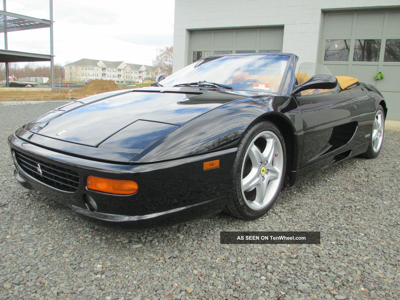 1999 Ferrari F355 F1 Spider Convertible 355 photo