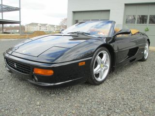 1999 Ferrari F355 F1 Spider Convertible photo