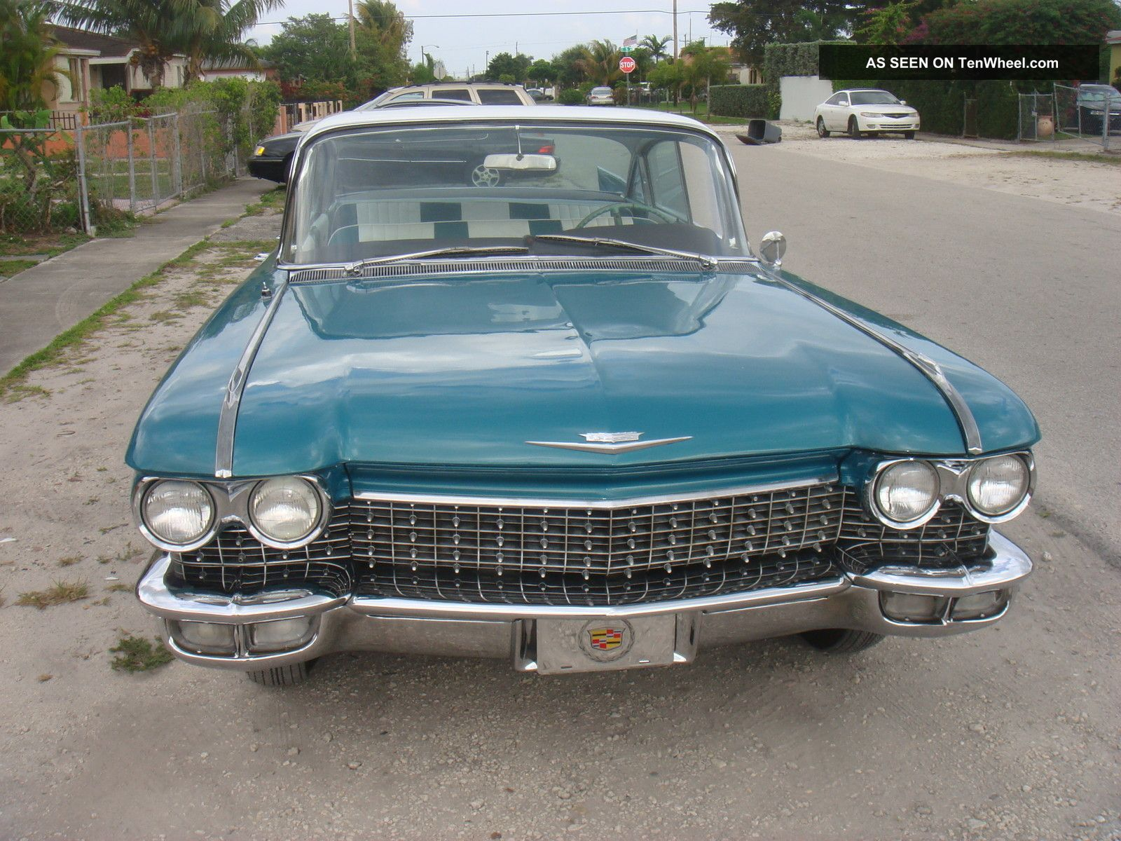 1960 Cadillac Series 62,  A Previus Owner This Beautfull Car Good Condit DeVille photo