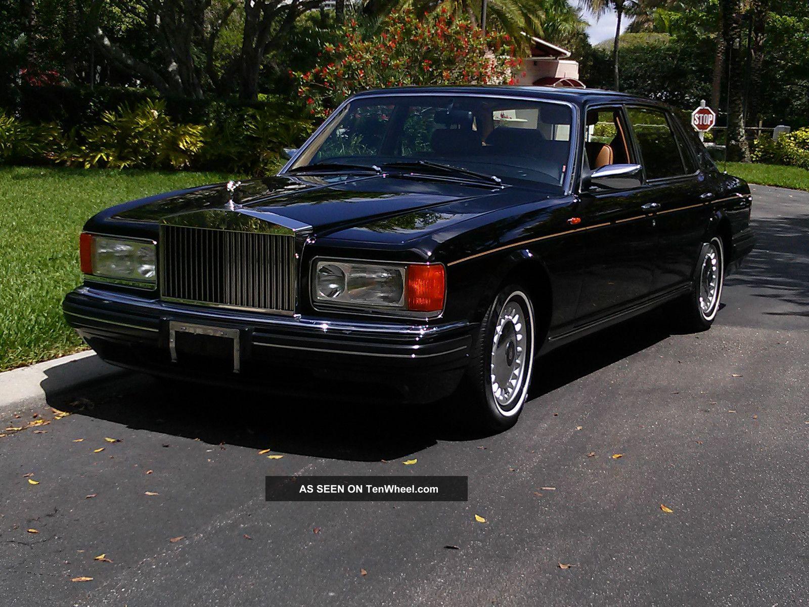 Rolls Royce Silver Spur Turbo Lgw