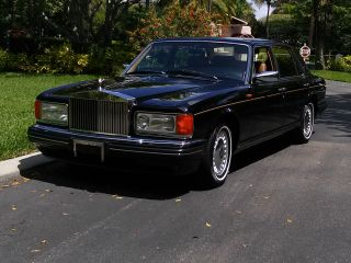 1997 Rolls Royce Silver Spur Turbo photo